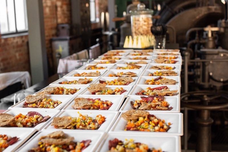 Catering Food Atelier