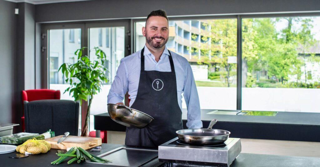 David Valicek restaurace AD Landek
