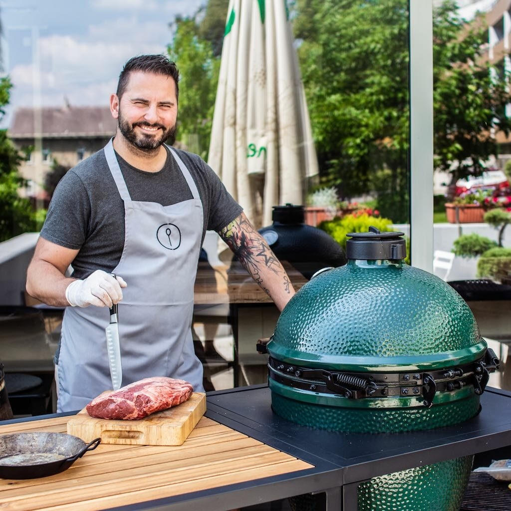 David Valicek sefkuchar restaurace