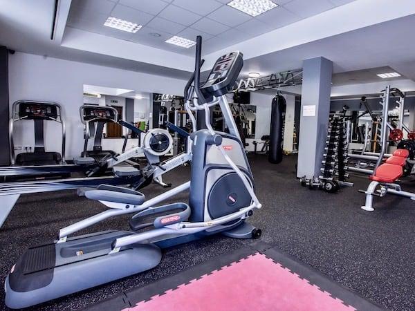 Fitness centrum AD Landek